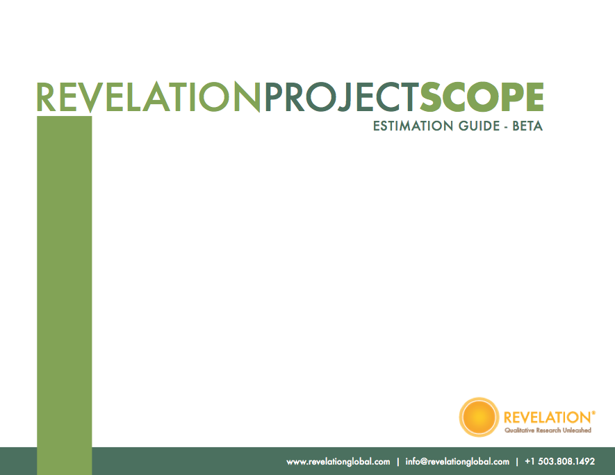 revelation scope cover